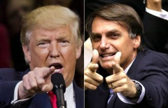 O nacionalismo de Bolsonaro é Made in USA