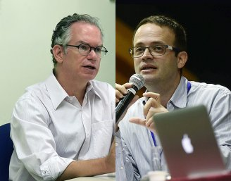 Knobel e Wagner Romão do PT juntos para defender os privilégios do teto salarial