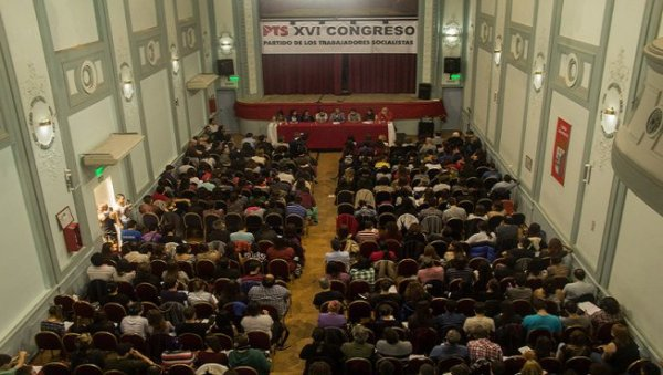 As primeiras resoluções e propostas do Congresso do PTS na Argentina