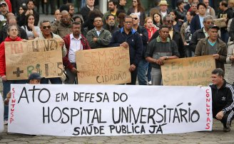 É preciso defender a creche do Hospital Universitário da USP