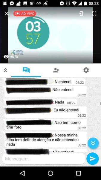"""""""Não entendi nada!"""": Reflexões sobre o primeiro dia de EaD na rede estadual paulista"""