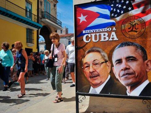 Obama chega a Cuba