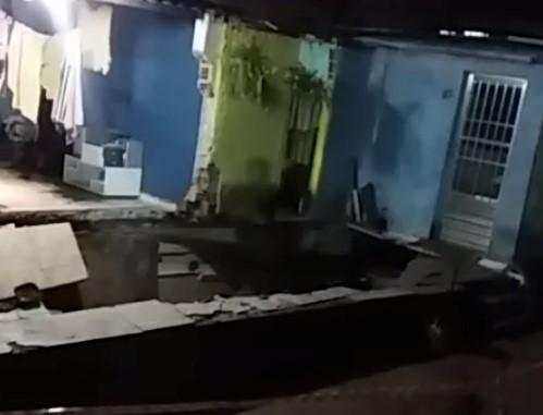Desabamento em São Caetano: Sem projeto habitacional na cidade, moradores perdem suas casas