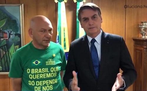 Dono da Havan já foi condenado por lavagem de dinheiro, mas conseguiu ter a pena prescrita