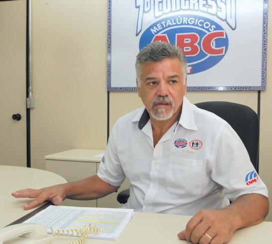 O presidente dos Metalúrgicos do ABC afirma: o que sabemos fazer é apenas negociar