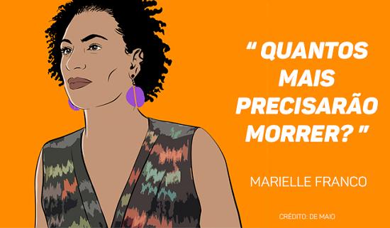 Balanço da intervenção federal no Rio reafirmam denúncias de Marielle