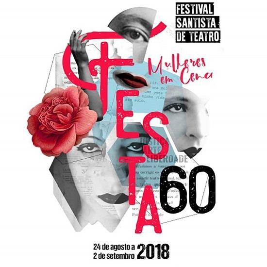 FESTA - Festival Santista de Teatro – chega a 60ª edição