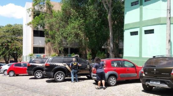 ADUFCG: Polícia Federal faz busca e apreensão de material em sindicato docente