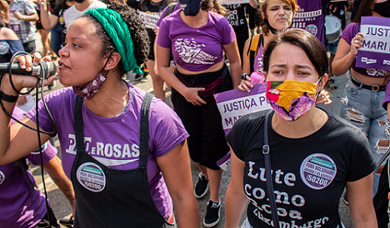 Não moderamos nosso discurso, queremos enfrentar Bolsonaro com a força da mobilização, diz Diana Assunção