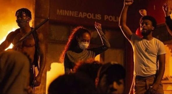 [Vídeo] Terceira noite de protestos em Minneapolis pelo assassinato de George Floyd