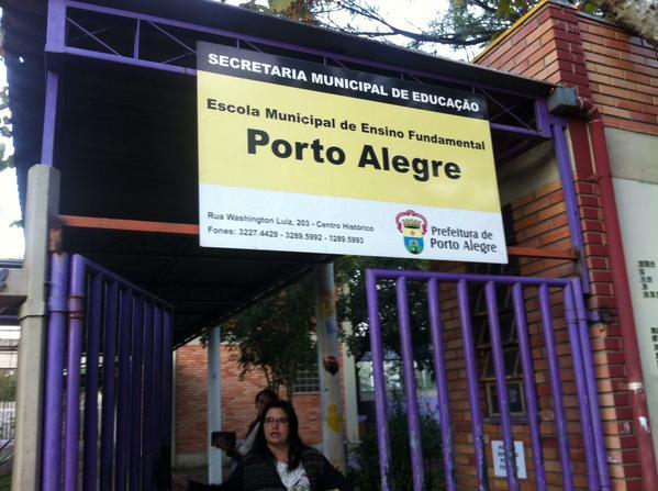 Porto Alegre tem déficit de pelo menos 250 professores na rede pública