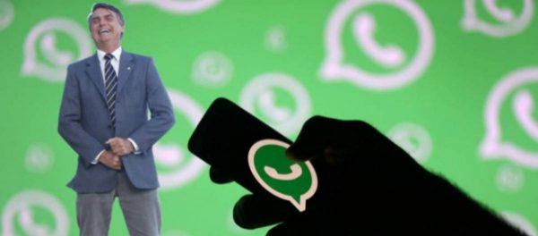 Whatsapp admite utilização de aplicativo para manipulação das eleições de 2018