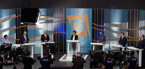Debate Gazeta pós facada de Bolsonaro
