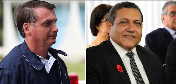 Para agradar base bolsonarista, Kássio Nunes vota contra suspeição de Moro