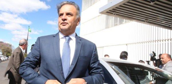 Senadores protegem Aécio e arquivam pedido de cassação do seu mandato