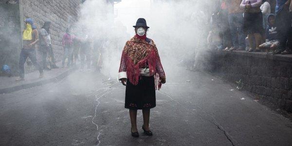 Equador e o retorno da luta de classes contra a ilusão pós-neoliberal