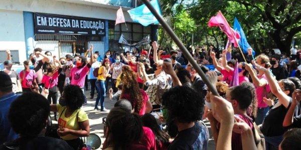 Estudantes junto aos trabalhadores: UNE e Centrais precisam unificar os dias de luta