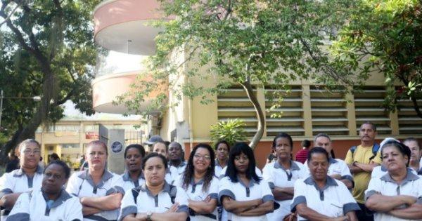 Ameaças de demissão e ataques aos terceirizados na UERJ: por uma campanha nacional em defesa dos empregos e direitos