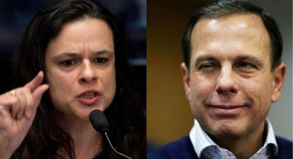 Doria diz que sancionará lei da cesárea de Janaína Paschoal, atacando saúde das mulheres