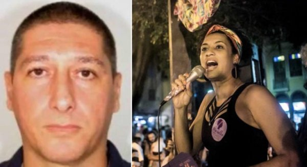 Vizinho de Bolsonaro acusado de matar Marielle é chefe de milícia onde Queiroz se escondeu no Rio.