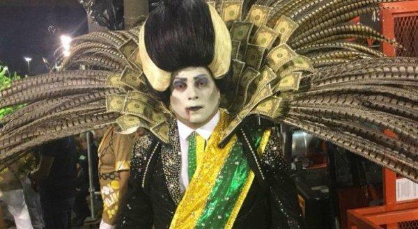 O Globo tenta minimizar resultado do Carnaval mas não apaga revolta social