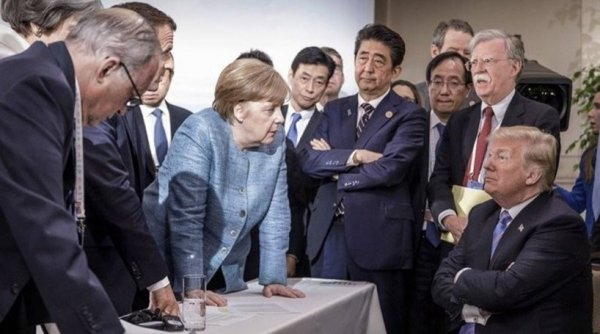 A ira protecionista de Trump e a quebradiça aliança transatlântica