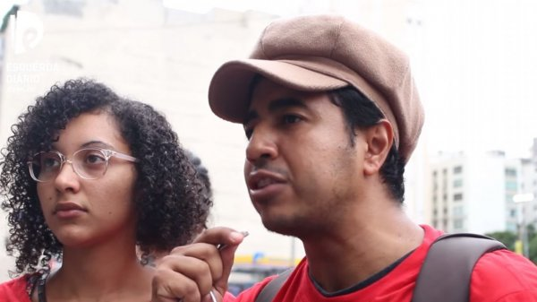 [VÍDEO] Repúdio ao assassinato de Pedro Henrique Gonzaga