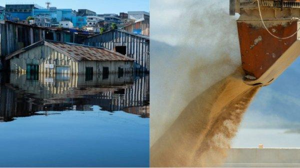 """Os """"dois Nortes"""" do Brasil: o preço que se paga pelo império do agronegócio"""