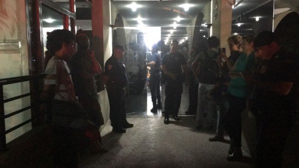 Câmara Municipal de Jundiaí é ocupada contra a PEC 55 e a reforma da previdência
