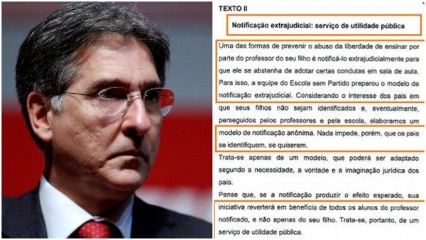 Governo de Pimentel (PT-MG) promove Escola sem Partido em simulado do ENEM