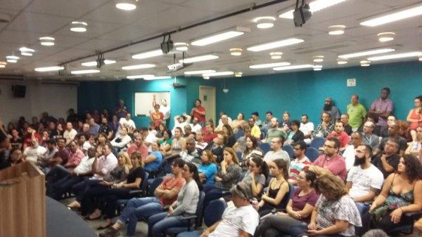 Trabalhadores da Unicamp aprovam greve! Total solidariedade!