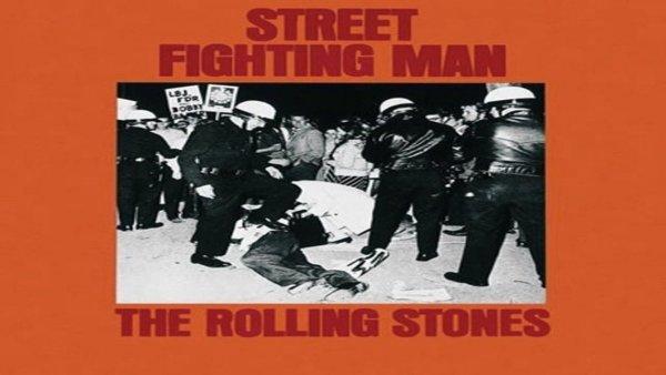 O rock e as lutas sociais em 1968