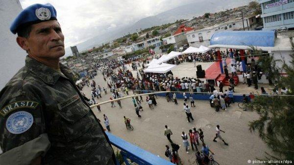 Militares que oprimiram o povo negro do Haiti povoam altos cargos do gabinete Bolsonaro