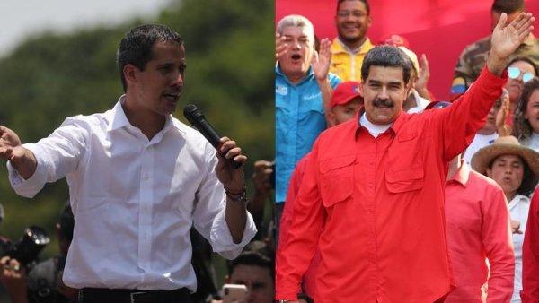 Venezuela viveu um primeiro de maio marcado pela intentona golpista