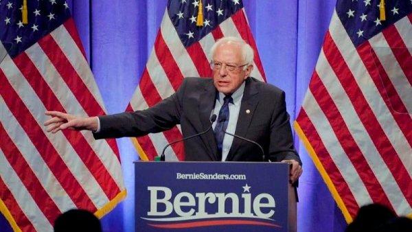 O socialismo de Bernie Sanders não vai além de um capitalismo adocicado