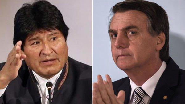 Bolsonaro e igrejas brasileiras são citadas como apoio ao golpe de Estado na Bolívia