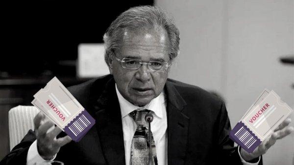 """Guedes defende privatizar ensino básico e criar sistema de """"cupom de desconto"""" em escolas"""