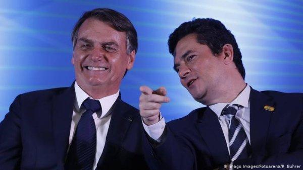 Apoiador da reforma da previdência Moro exigiu pensão à familiares para ser Ministro