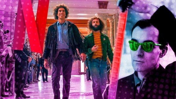 Os sete de Chicago de Sorkin, Godard, Netflix e mais