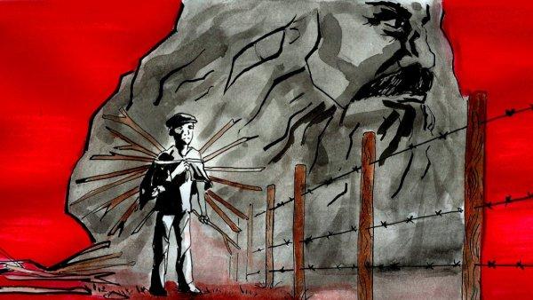 Karl Marx em Guernica: o Estado contra o direito consuetudinário dos pobres