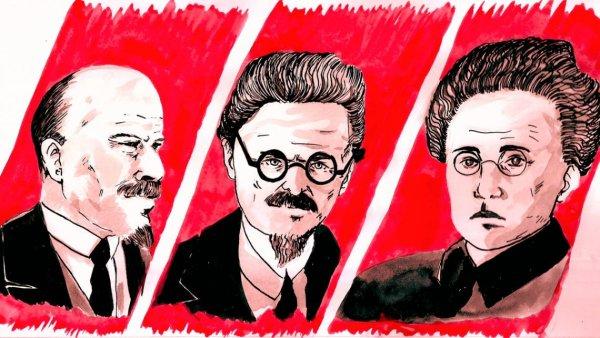 Lênin, Trótski e Gramsci: crises, situação revolucionária e dualidade de poderes