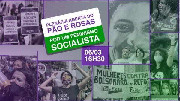 8M: Com a força das trabalhadoras da saúde, enfrentar Bolsonaro, Mourão e os golpistas