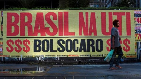 Expectativa de vida do brasileiro cai 3 anos, lutar contra o vírus, a fome e o desemprego