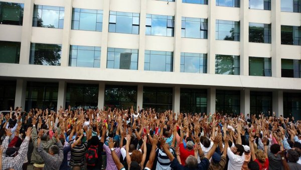 Sintusp e a luta nacional contra os ajustes dos governos na educação