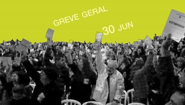 Bancários em SP farão assembleia para organizar a greve geral