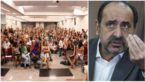 Trabalhadores da educação municipal de Belo Horizonte entram em greve
