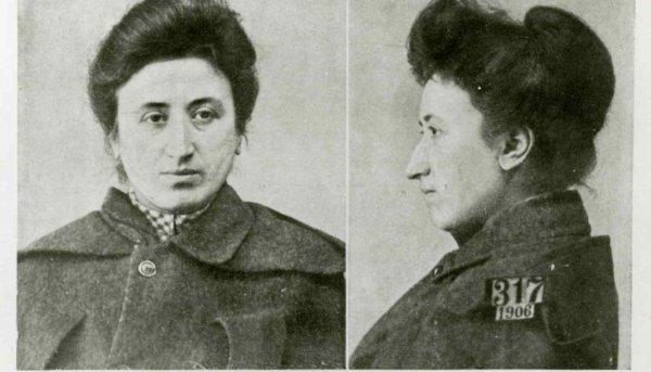 Rosa Luxemburgo: Na tempestade