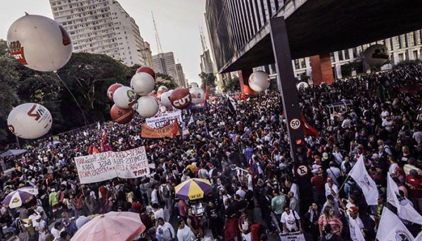 Milhares de assembleias de base para uma greve geral ativa nesse 14J