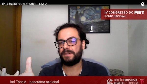 2º dia do Congresso do MRT faz debate vivo sobre o Brasil e a política dos revolucionários