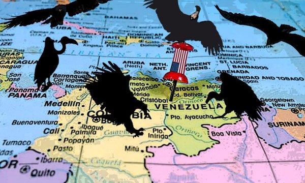 Razões e objetivos da ofensiva imperialista na Venezuela